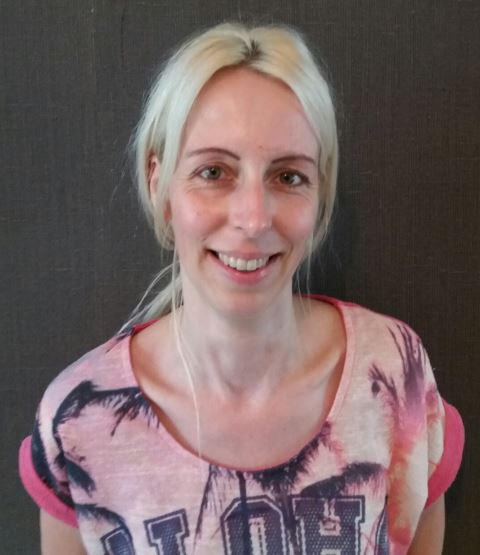 Lina Wijma van tekstbureau Glasheldere Taal